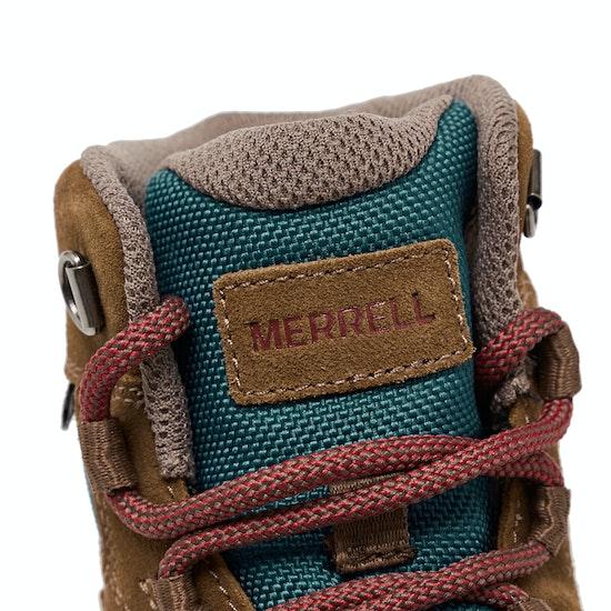 Bottes de marche Enfant Merrell M-ontario 85 Waterproof Mid