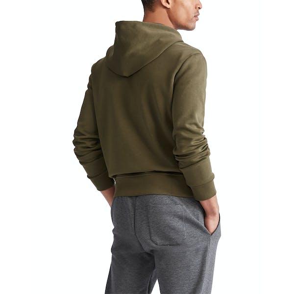 Ralph Lauren Double-Knit Zip Hoody
