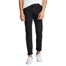Polo Ralph Lauren Sullivan Slim Stretch Jeans - Black