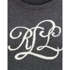 Ralph Lauren Intarsia Knit Logo Women's Sweater