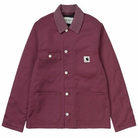 Carhartt Michigan Lined Damen Jacke - Dusty Fuchsia