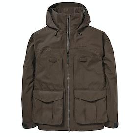 Filson 3-layer Field Breathable Waterproof Jacket - Brown