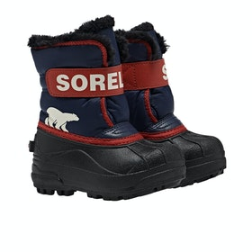 Sorel Snow Commander Kinder Stiefel - Nocturnal Sail