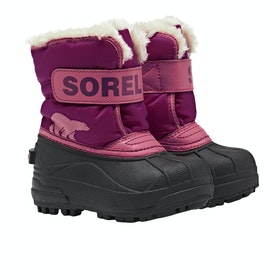 Sorel Snow Commander Kinder Stiefel - Tropic Pink De