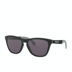 Oakley Frogskins Mix Sunglasses - Matte Black~prizm Grey