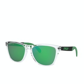 Gafas de sol Oakley Frogskins Mix - Polished Clear~prizm Jade