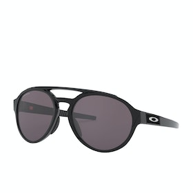 Oakley Forager Sunglasses - Polished Black~prizm Grey