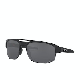 Oakley Mercenary Sunglasses - Matte Black~prizm Black Polarized