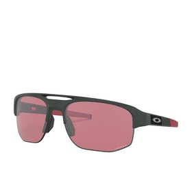 Oakley Mercenary Sunglasses - Matte Carbon~prizm Dark Golf