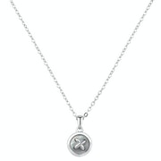 Ted Baker Blenra Mother Of Pearl Button Pendant Necklace