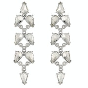 Ted Baker Marla Mayfair Crystal Long Drop Earrings