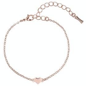Ted Baker Harsa Tiny Heart Bracelet - Rose Gold