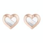 Ted Baker Heila: Mother Of Pearl Heart Stud , Earrings