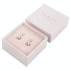 Ted Baker Naiya: Nano Stud/pave Star Earring Jewellery Gift Set