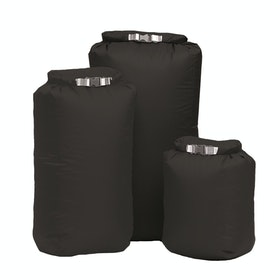Exped Bergen Liner 140L and 2 Pocket Liners Drybag - Black