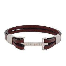 BOSS Buck Herren Bracelet - Medium Brown