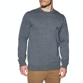 Sweat Billabong All Day Crew - Navy