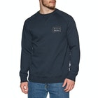 Billabong Die Cut Theme Crew Mens Sweater