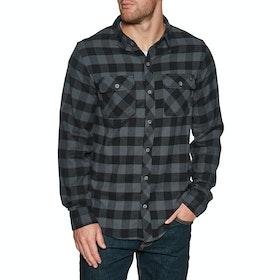 Billabong All Day Flannel Shirt - Black