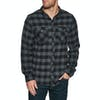 Billabong All Day Flannel Shirt - Black