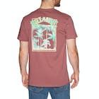 Billabong Warp Mens Short Sleeve T-Shirt