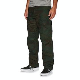 Pantalon Cargo Carhartt Regular - Camo Evergreen