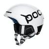 POC Obex Bc Spin Ski Helmet - Hydrogen White Fluorescent Orange Avip
