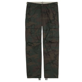 Carhartt Aviation , Cargo-byxor - Camo Evergreen