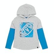 T-Shirt à Manche Longue Animal Fargo Hooded
