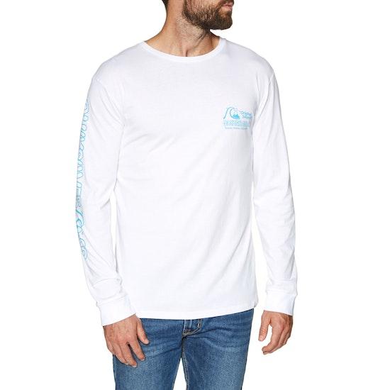 Quiksilver Daily Wax Long Sleeve T-Shirt