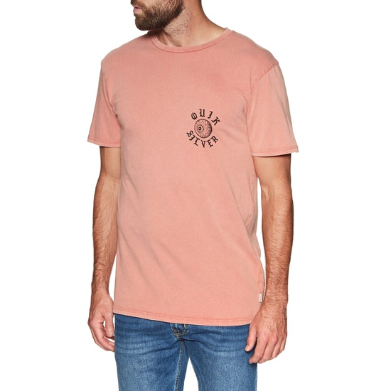 Quiksilver Flying Eye Short Sleeve T-Shirt