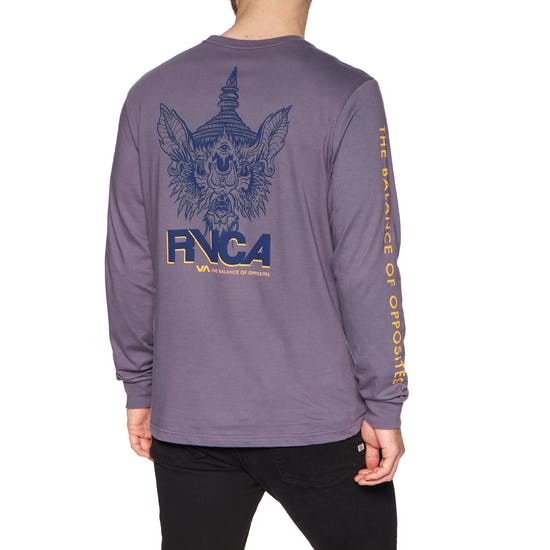 RVCA Screaming Bat Long Sleeve T-Shirt