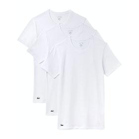 Abbigliamento da Casa Lacoste Crew Neck Essentials Multi Pack - White