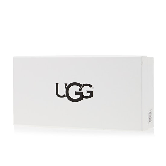 Luvas UGG Shorty With Leather Trim