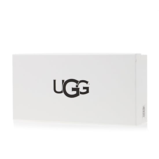 UGG Shorty With Leather Trim Handschuhe