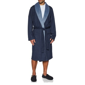Dressing Gown UGG Robinson - Navy Heather