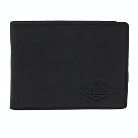 Quiksilver Slim Vintage III Wallet - Black