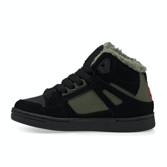 DC Pure Hight Top Winter Jungen Schuhe