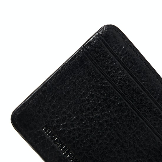 Nixon Pass Leather Coin Wallet