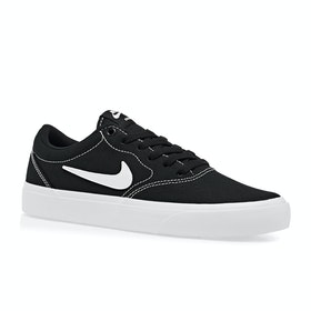 Chaussures Nike SB Charge Canvas - Black/white