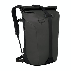 Osprey Transporter Roll Backpack - Black