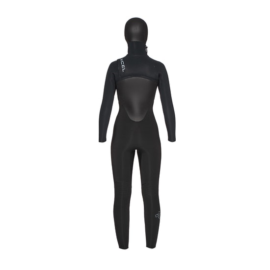 Xcel Infiniti 6/5mm Hooded Womens Wetsuit