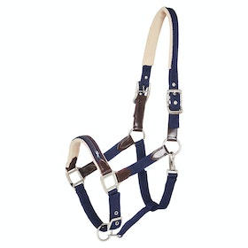 Schockemöhle Memphis Safety Head Collar - Blue Nights
