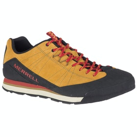 Merrell Catalyst Suede Trainers - Gold