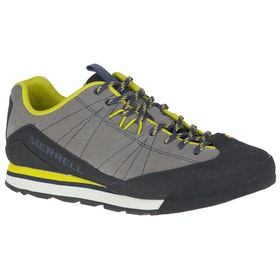 Merrell Catalyst Suede Ladies Trainers - Charcoal