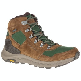 Merrell Ontario 85 Mid Waterproof , Outdoorskor - Forest