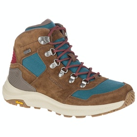 Merrell Ontario 85 Mid Waterproof Ladies Boots - Dragonfly