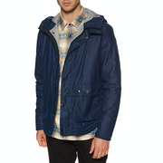 Barbour Beacon Hooded Reelin Men's Wax Jacket