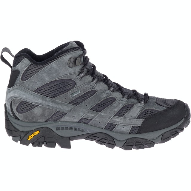 Merrell Moab 2 Leather Mid GTX Mens Hiking Boots
