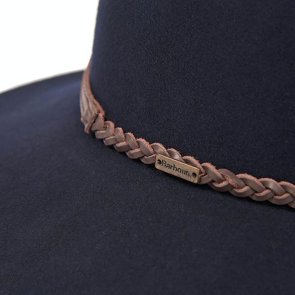 Barbour Tack Fedora Women's Hat